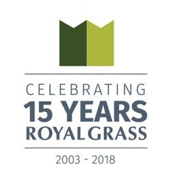15 years Royal Grass