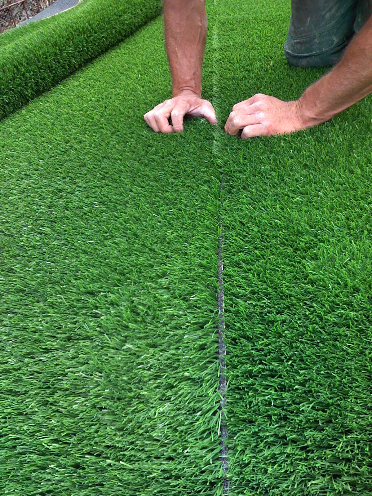 Can Artificial Grass Be Repaired