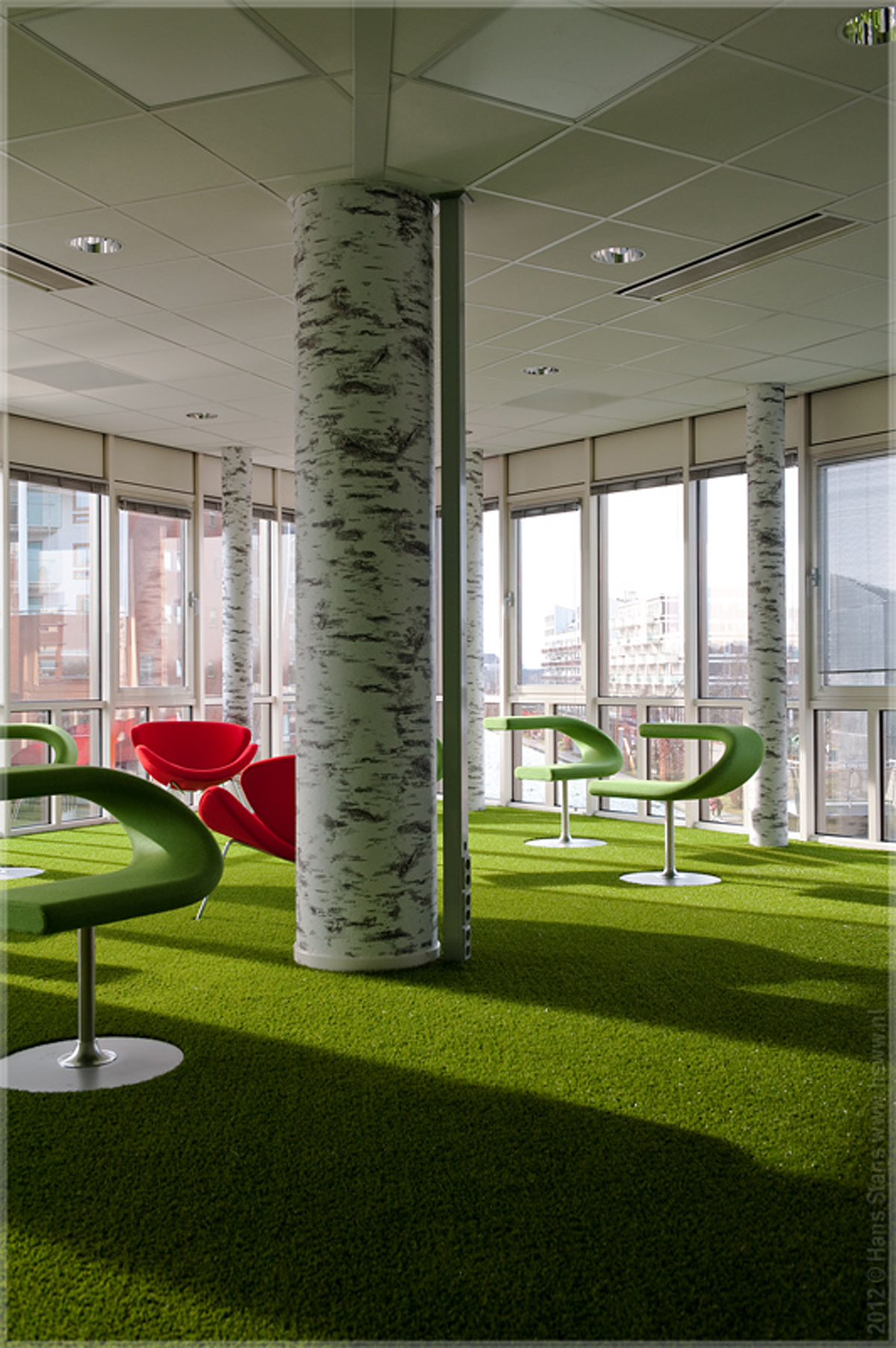 office decorative. Royal Grass Office Decorative A
