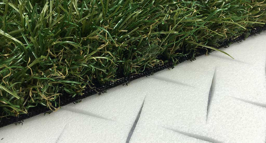 comfort foam artificial grass