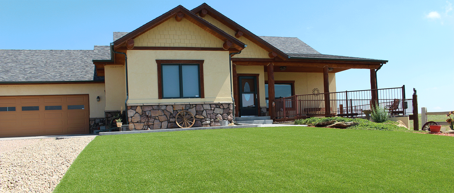 Artificial grass Colorado Springs